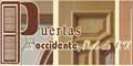 Puertas De Madera-PUERTAS-DE-OCCIDENTE-SA-DE-CV-en-Jalisco-encuentralos-en-Sección-Amarilla-DIA