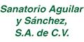 Hospitales, Sanatorios Y Clínicas-SANATORIO-AGUILAR-Y-SANCHEZ-en-Morelos-encuentralos-en-Sección-Amarilla-PLA