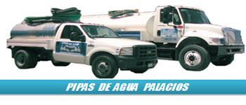 Agua Potable-Servicio De-PIPAS-DE-AGUA-PALACIOS-en--encuentralos-en-Sección-Amarilla-ORO