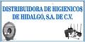 Productos Para Mantenimiento De Limpieza-DISTRIBUIDORA-DE-HIGIENICOS-DE-HIDALGO-en-Hidalgo-encuentralos-en-Sección-Amarilla-PLA