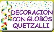 Fiestas En General-Organización De-DECORACION-CON-GLOBOS-QUETZALLI-en-Mexico-encuentralos-en-Sección-Amarilla-PLA