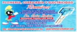 Plomerías Y Artículos Para-PLOMERIA-Y-CERRAJERIA-RAMIREZ-en-Distrito Federal-encuentralos-en-Sección-Amarilla-BRP