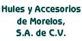 Hule Y Artículos-Fábricas De-ACCESORIOS-Y-HULES-DE-MORELOS-SA-DE-CV-en-Morelos-encuentralos-en-Sección-Amarilla-BRP