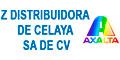 Pinturas, Barnices Y Esmaltes-Fábricas Y Expendios-Z-DISTRIBUIDORA-DE-CELAYA-en-Guanajuato-encuentralos-en-Sección-Amarilla-DIA