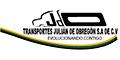 Paquetería-Servicio De Entregas Y Recolección A Domicilio-TRANSPORTES-JULIAN-DE-OBREGON-SA-DE-CV-en-Nuevo Leon-encuentralos-en-Sección-Amarilla-PLA