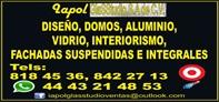 Vidrios Y Cristales-IAPOL-GLASS-STUDIO-en-San Luis Potosi-encuentralos-en-Sección-Amarilla-SPN