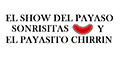 Payasos Y Magos-EL-SHOW-DEL-PAYASO-SONRISITAS-Y-EL-PAYASITO-CHIRRIN-en--encuentralos-en-Sección-Amarilla-DIA