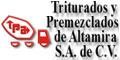 Materiales Para Construcción-TRITURADOS-Y-PREMEZCLADOS-DE-ALTAMIRA-SA-DE-CV-en-Tamaulipas-encuentralos-en-Sección-Amarilla-SPN