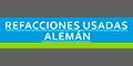 Refacciones Y Accesorios Para Automóviles Y Camiones-REFACCIONES-USADAS-ALEMAN-en-Yucatan-encuentralos-en-Sección-Amarilla-SPN
