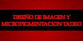 Salones De Belleza--DISENO-DE-IMAGEN-Y-MICROPIGMENTACION-TADEO-en--encuentralos-en-Sección-Amarilla-PLA