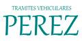 Verificación Vehicular-Centros De-TRAMITES-VEHICULARES-PEREZ-en-Mexico-encuentralos-en-Sección-Amarilla-PLA