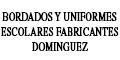 Uniformes Escolares-BORDADOS-Y-UNIFORMES-ESCOLARES-FABRICANTES-DOMINGUEZ-en-Mexico-encuentralos-en-Sección-Amarilla-DIA