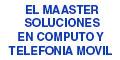 Computadoras-Mantenimiento Y Reparación De-EL-MAASTER-SOLUCIONES-EN-COMPUTO-Y-TELEFONIA-MOVIL-en-San Luis Potosi-encuentralos-en-Sección-Amarilla-PLA