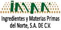 Productos Químicos-Fabricantes, Almacenes Y Depósitos-INGREDIENTES-Y-MATERIAS-PRIMAS-DEL-NORTE-SA-DE-CV-en-Nuevo Leon-encuentralos-en-Sección-Amarilla-PLA