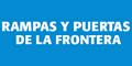 RAMPAS Y PUERTAS DE LA FRONTERA