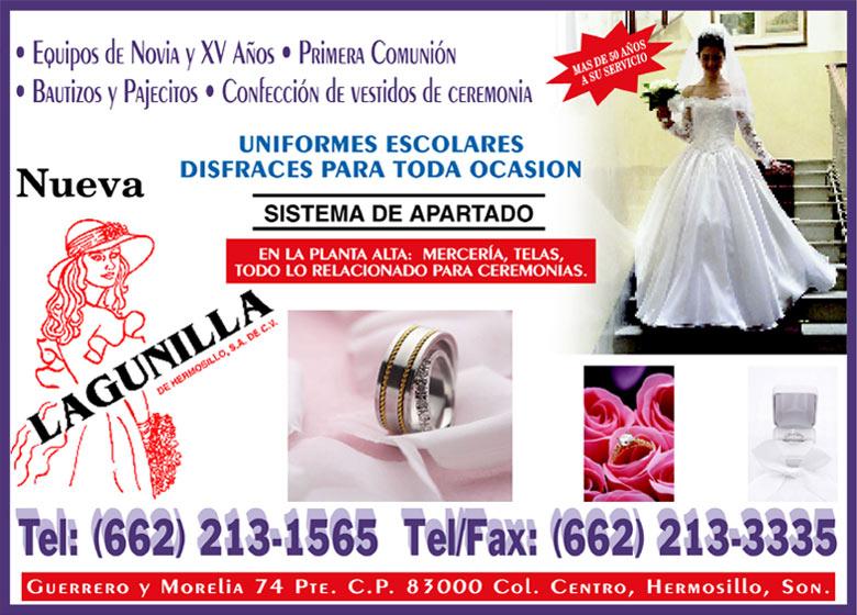 La Nueva Lagunilla Novias Vestidos Y Equipos Para En Sonora