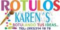 ROTULOS KAREN'S