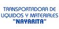 TRANSPORTADORA DE LIQUIDOS Y MATERIALES NAYARITA
