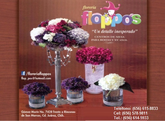Floreria Floppos Florerías En Chihuahua Ciudad Juarez