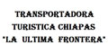 TRANSPORTADORA TURISTICA CHIAPAS LA ULTIMA FRONTERA