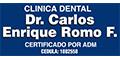 DR. CARLOS ENRIQUE ROMO F.