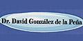 GONZALEZ DE LA PEÑA DAVID DR