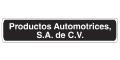 PRODUCTOS AUTOMOTRICES SA DE CV