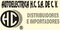 AUTOELECTRICA H C