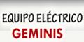 EQUIPO ELECTRICO GEMINIS