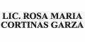 CORTINAS GARZA ROSA MARIA LIC