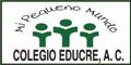 COLEGIO EDUCRE AC MI PEQUEÑO MUNDO