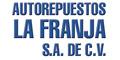 AUTOREPUESTOS LA FRANJA