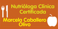 NUTRIOLOGA CLINICA CERTIFICADA MARCELA CABALLERO OLIVO