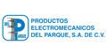 PRODUCTOS ELECTROMECANICOS DEL PARQUE SA DE CV