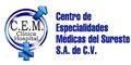 CENTRO DE ESPECIALIDADES MEDICAS DEL SURESTE SA DE CV