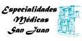 ESPECIALIDADES MEDICAS SAN JUAN