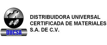DISTRIBUIDORA UNIVERSAL CERTIFICADA DE MATERIALES SA DE CV