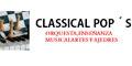 CLASSICAL POP'S ORQUESTA, ENSEÑANZA MUSICAL ARTES Y AJEDREZ