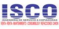 INGENIERIA DE SERVICIO A COPIADORAS ISCO