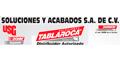 SOLUCIONES Y ACABADOS SA DE CV