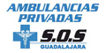 AMBULANCIAS PRIVADAS SOS