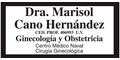 DRA MARISOL CANO HERNANDEZ