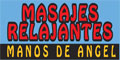 MASAJES RELAJANTES MANOS DE ANGEL