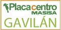 PLACA CENTRO MASISA GAVILAN