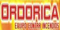 ORDORICA EQUIPOS CONTRA INCENDIOS