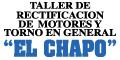 TALLER DE RECT DE MOTORES EL CHAPO