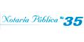NOTARIA PUBLICA NO 35