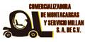 COMERCIALIZADORA DE MONTACARGAS Y SERVICIO MILLAN SA DE CV