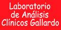 LABORATORIO DE ANALISIS CLINICOS GALLARDO