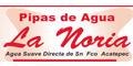 PIPAS DE AGUA LA NORIA